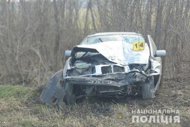 У аварії під Тернополем загинув чоловік