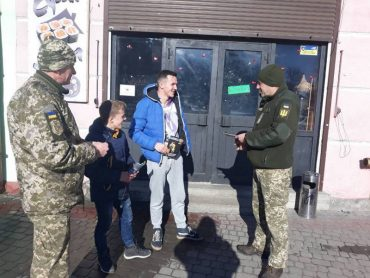З початку року контракт зі Збройними Силами України підписали понад 300 тернополян