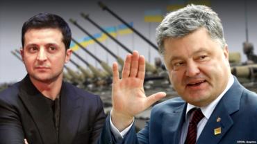 За 5 днів Порошенко витратив на виборчу кампанію 100 мільйонів гривень, а Зеленський – 44 мільйони 600 тисяч гривень