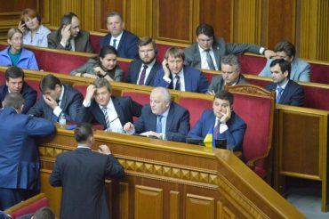 Зарплата українських міністрів минулого року становила від 13 до 93 тисяч гривень