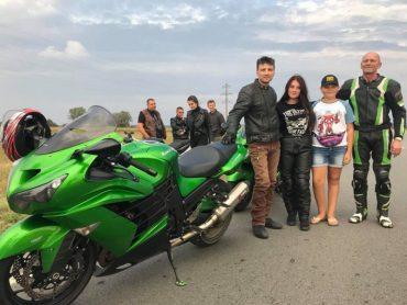 10 травня у Чорткові нагородять рекордсменів України з швидкісної їзди на мотоциклі з пасажиром