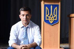 71% опитаних задоволені діяльністю Президента України Зеленського