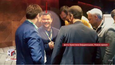 Журналісти-розслідувачі викрили адвоката Кломойського у штабі Зеленського