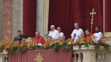 У Ватикані, під час великодньої меси, звучала українська мова