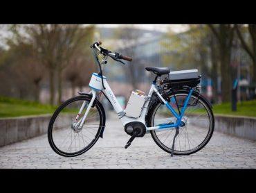 Створено велосипед, який не падає