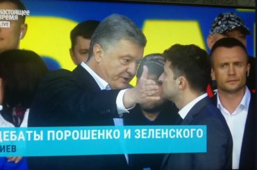 Половина українців вважає, що Зеленський переміг на дебатах