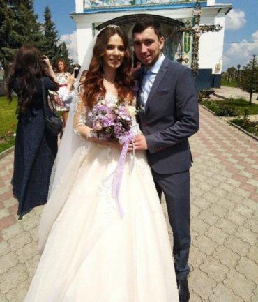 Тернопільська біатлоністка Марія Кручова вийшла заміж за скандально відомого російського спортсмена Логінова