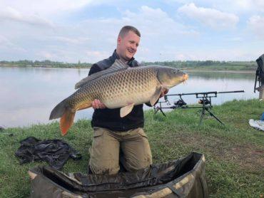 Відбувся чемпіонат Тернопільської області з ловлі коропа