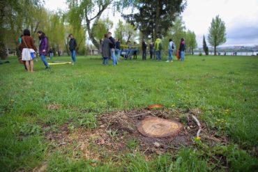 Як ви ставитесь до забудови парків?