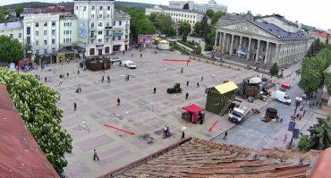 """Тернополяни розчаровані алкогольним збіговиськом, яке називає себе фестивалем """"Тернопільська брама"""""""