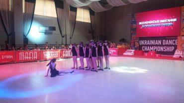 Всеукраїнські змагання з сучасного танцю Step Up відбулись у Тернополі