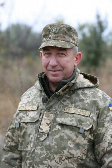 Колишнього начальника Тернопільського гарнізону призначено першим заступником начальника Генерального штабу Збройних Сил України