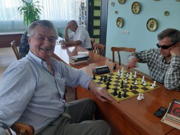 У Борщові заснували федерацію шахів