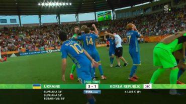 Молодіжна збірна України з футболу виграла чемпіонат світу