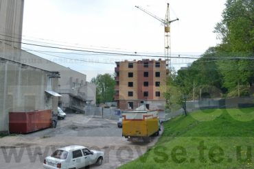 """Тернополяни проти незаконного будівництва біля палацу культури """"Березіль"""""""