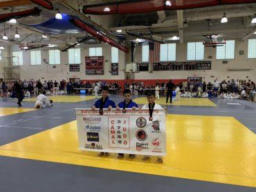 Назар Машлянка здобув золоту нагороду на Summer slam judo championships