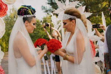 В Україні уклали перший одностатевий шлюб