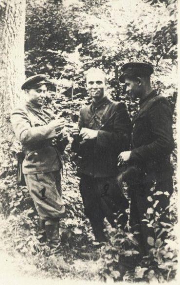 28 червня 1950 року у бою загинули члени Кременецького надрайонного проводу ОУН