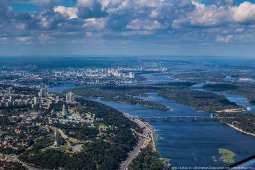 Населення передмістя Києва зросте більш ніж в 2 рази за 20 років