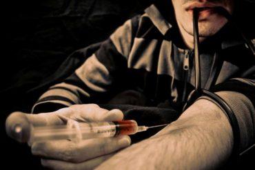 Наркоман обікрав батька