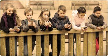 Діти і смартфони: все гірше, ніж нам здається
