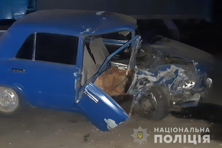 На Тернопільщині п'яний чоловік, керуючи авто, ледь не вбив своїх дітей та дружину