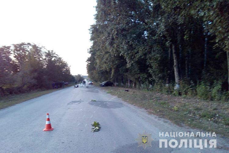 У ДТП на Борщівщині загинув пасажир іномарки