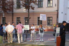 Конфлікти та конфлікти інтересів на депутатській сесії в Тернополі
