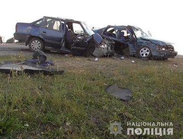 У Бучацькому районі в ДТП загинули двоє людей та четверо отримали травми