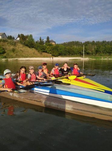 12 жовтня у Бережанах відбудеться відкритий чемпіонат Тернопільської області з веслування на байдарках та каное