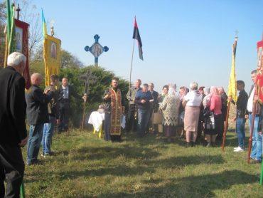 У Людвищі вшанували борців за волю України