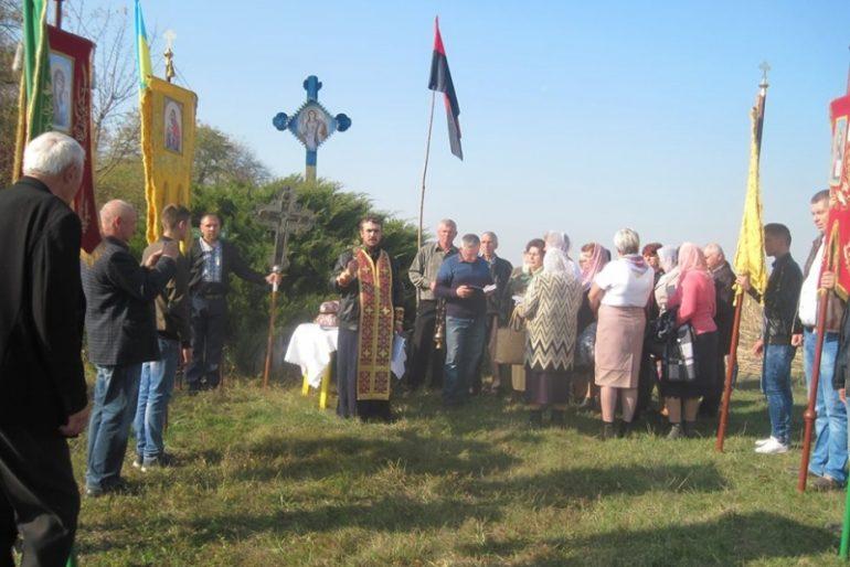 У Людвищах вшанували борців за волю України