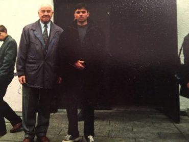 У Мюнхені закінчив свій славетний земний шлях Григорій Комаринський, який родом з Тернопільщини