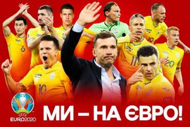 Збірна України перемогла чемпіонів Європи