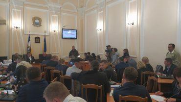 Зміни до бюджету та земельні питання на сесії Тернопільської міської ради