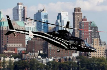 У Нью-Йорку запрацювало вертолітне таксі Uber