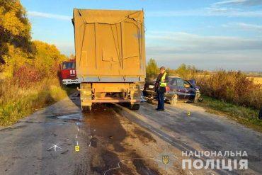 Між селами Верхняківці та Глибочок Борщівського району сталося ДТП: водій помер у лікарні