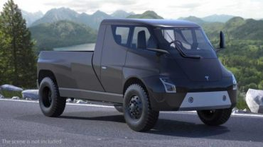 Маск анонсував презентацію пікапа Tesla Cyber Truck