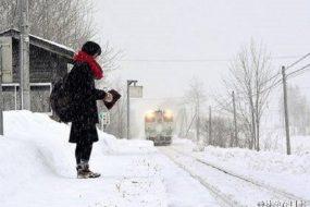 В Японії залізнична станція третій рік працює для однієї школярки