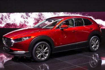 Mazda CX-30 – найбезпечніший автомобіль в Європі