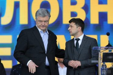 53% українців переконані, що президент Зеленський більш ефективний у порівнянні з президентом Порошенком