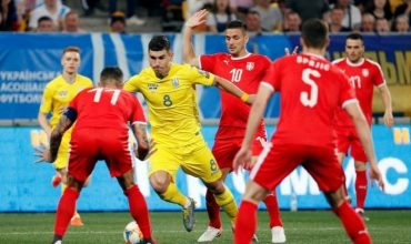 У неділю збірна України зіграє з сербами заключний матч відбіркового турніру чемпіонату Європи-2020