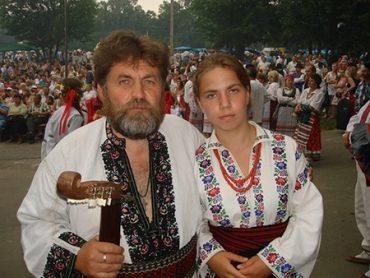 Донька покійного кобзаря Василя Жданкіна отримала нагороду на фестивалі у Луцьку