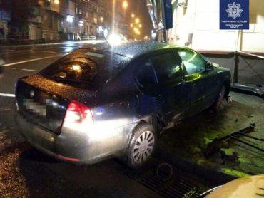 Чергова аварія в центрі Тернополя