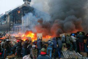 День Гідності та Свободи і шосту річницю початку Євромайдану відзначили сьогодні в Україні