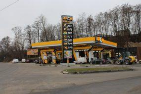 Поблизу центру Тернополя відкрили оновлену заправку мережі БРСМ-Нафта