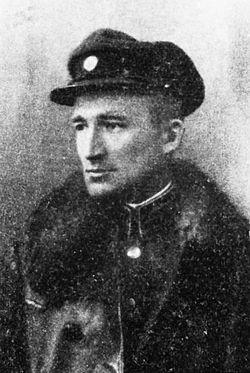 Голова ОУН Андрій Мельник – лідер України