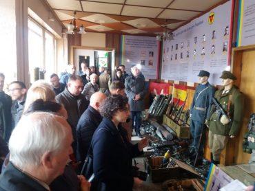 У будівлі знищеної школи мистецтв відкрили музей національно-визвольної боротьби Тернопільщини