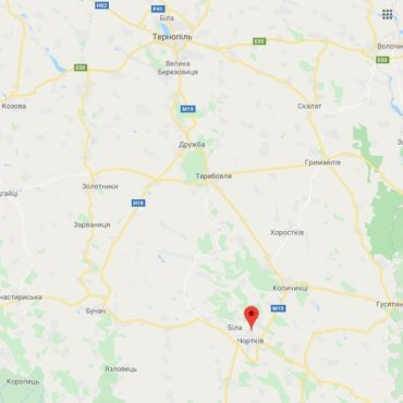 Біля Горішньої Вигнанки Чортківського району та Романового Села перекрили дорогу