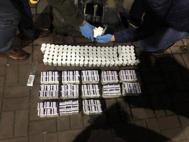 На Тернопільщині СБУ попередила масштабну контрабанду прекурсорів з Євросоюзу